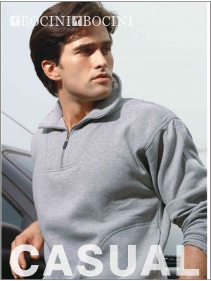 Bocini 1/2 Zip Fleece with Pocket