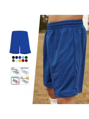 Bocini Kids Breezeway Football Shorts