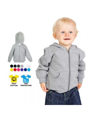 Ramo Kids Full Zip Hoodies with Pocket