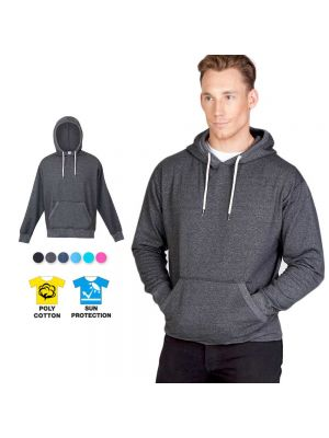 Ramo Mens Greatness Heather Hoodie