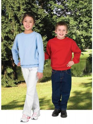Ramo Kids Poly Cotton Fleece Sloppy Joe