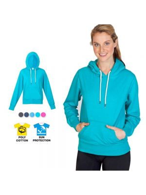 Ramo Ladies/Junior Greatness Heather Hoodie