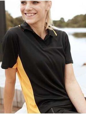 Bocini Ladies Breezeway Panel Polo