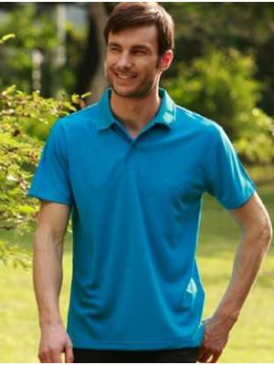 Bocini Mens Basic Polo