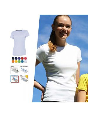 Bocini Ladies Brushed Tee Shirt