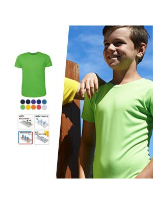 Bocini Kids Brushed Tee Shirt