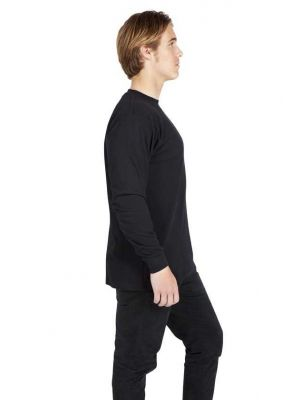 Ramo Mens 100% Cotton Long Sleeve Tee
