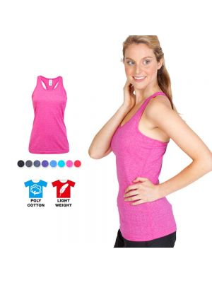Ramo Ladies Greatness Athletic T-Back Singlet