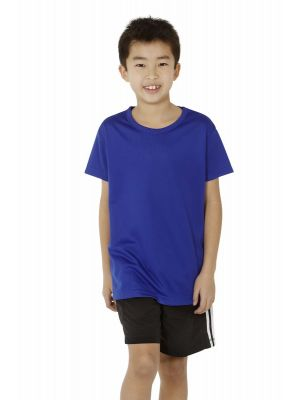 Blue Whale Polyester Cooldry Kids T-Shirts
