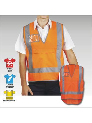 BlueWhale Rail Pull Apart Day & Night Vest
