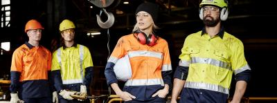 Essential Workwear Items For Construction Sites