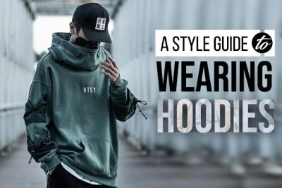 Comfort & Practicality: A Style Guide to Wearing Hoodies